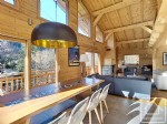A modern and spacious chalet not far from the centre of Chatel