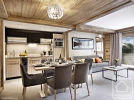 4 bedroom apartment in a prestigious new development.