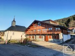 85m2, 4 bedroom apartment in a renovated farmhouse