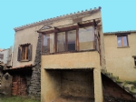 Pretty stone house to refresh with 3 bedrooms, workshop and garage.