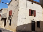 Spacious renovated village house with courtyard and terrace in a popular town on the Canal.