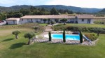 Beautiful domaine with B&B and private quarters on 4200 m² with pool and exceptional views !
