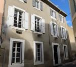 Elegant maison de Maitre offering private quarters, separate part run as B&B and courtyard.