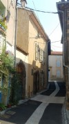 Large house with 120 m² of living space and terrace in a nice village just 5 min from the beach