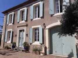 Beautiful Maison de Maitre, B&B with 7 bedrooms, on 1145 m² plot with pool, near the Canal !
