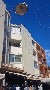 Studio at a few minutes walk from the beach, on 1st floor, sold furnished !