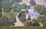 Large country house in an acre of parkland