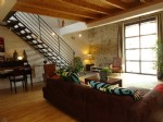 Contemporary house old renovated sheepfold