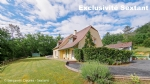 Set of two individual houses, two cottages, pool and outbuildings in beautiful surroundings