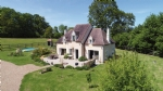 Near Mortagne au Perche, this property of more than two hectares is a real haven of peace