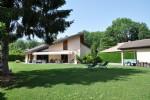 Architect villa in a residential area
