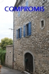 Stone House In The Heart Of The Charming Village Ardechois De Chauzon