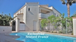 Saint Cyprien Beach. House 8 Rooms. 2 Apartments T4 (86 M² And 96 M²). Swimming Pool.