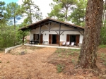 Located in the heart of the pine forest of Cap Ferret, district Piraillan