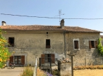 Village ancient house in stone, good order, 5 bedrooms, chimney, barn, land, rare deal