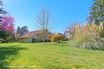 Set of three buildings to restore on a wooded field of 7000m²
