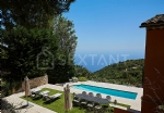 Luxurious Villa of 11 rooms in EZE with exceptional sea view