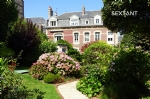 Beautiful townhouse in the heart of the seaside town of Fécamp in Normandy