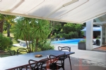 Villa of 285m2, 4 bedrooms, office, pool houses, annexes