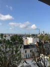 Rare for sale apartment T5 with south facing terrace between city hall and Boulingrin
