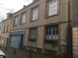Town center Sillé le Guillaume
