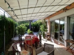 Hyeres - single storey villa, 3 bedrooms 110 m2, on land of about 600 m2