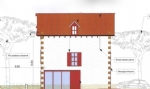 Plot for house of 110 m2 with PC purge quiet 50 m from the market of La Baule