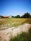 Beautiful land of 884 m2 to take lot N6