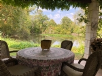 Fanstastic character property, fishing lake, original features, chimney, 5 bedrooms, quiet, privacy