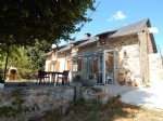 Beautiful property, great price, 3/4 bedroomed stone farmhouse with separate barn and amazing views.