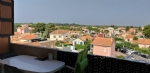 3 rooms in last stage of 35m2 + terrace 8.5m2 orientates South West with sight on the mountains