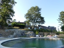 Beautiful property in terraces of 5 hectares