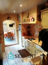Stone house of 131m² renovated, isolated houses 7 rooms, with garage, barn and park 1000m2