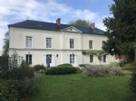 House of 1843 in a park of 16000 m2