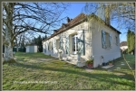 Monbazillac with nice view, Perigord-style house restored
