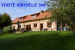 Charming Norman house of 124 m2 on plot of 3200 m2