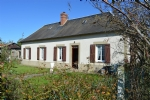 House of 1950 of 116 m2 to renovate on ground of 3000 m2