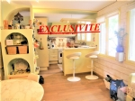 Porte Des Lilas, charming F4 with large terrace