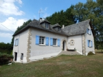 Beautiful house with garage, summer kitchen and cellar (close to Chamberet)