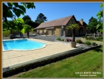 Traditional Farmhouse With Gite And Swimming Pool