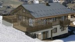 Sole Agent: Half chalet with very nice views in Praz sur Arly (74120)