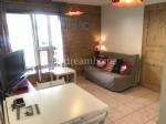 Appartement for sale 1 bedroom + a cabin, 30 m² La Giettaz