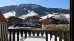 Studio apartment sleeps 4 in Praz sur Arly (74120) near Megeve