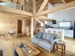 Chalet 3 bedrooms and independant apartment near center and ski slopes Crest Voland (73590)