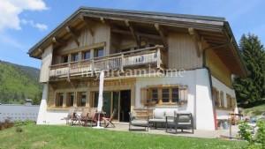 4 bedroom ski chalet on the slopes Praz sur Arly (74120)