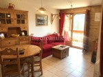 For sale flat 1 bedroom and a cabin in La Giettaz (73590) - breathtaking views