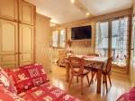 For Sale Studio apartment ski in ski out Le Plan de la Giettaz