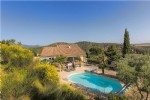 Superb Property With Gite, Land, Pool And Views, Nr Fourques