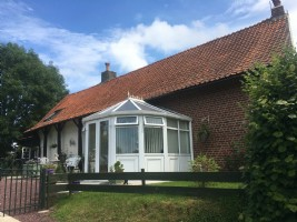 Renvated farmhouse near Fruges, 1 hour from Calais