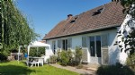3 bedroom cottage 1/2 hour from the sea. 1h15 from Calais